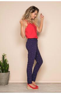 Pantalon Pantalon TRUDY Femme S19723W (43475) - DEELUXE