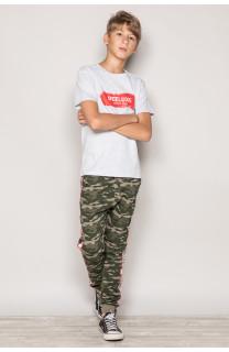 T-Shirt HURT Garçon S19132B (43485) - DEELUXE