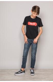 T-Shirt HURT Garçon S19132B (43490) - DEELUXE