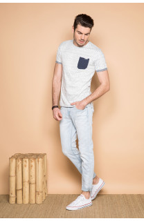 T-Shirt ASTEC Homme S19131 (43520) - DEELUXE