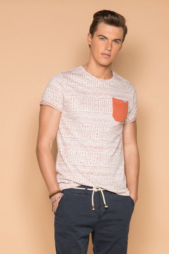T-Shirt ASTEC Homme S19131 (43524) - DEELUXE