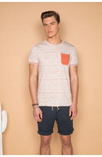 T-Shirt ASTEC Homme S19131 (43526) - DEELUXE
