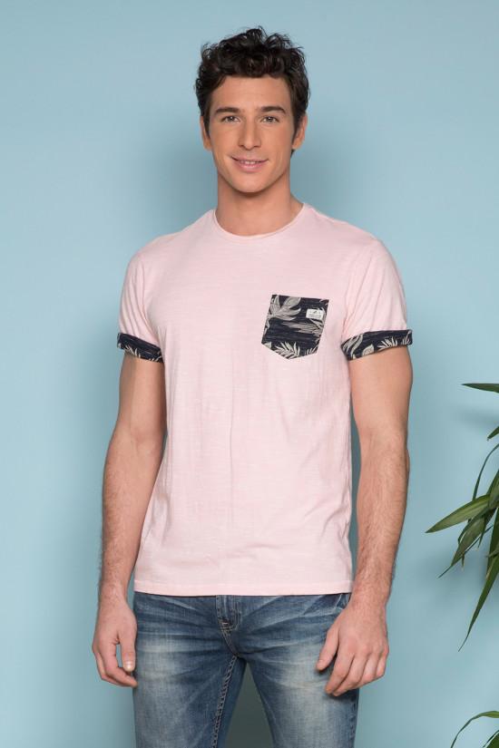 T-Shirt T-SHIRT SHAMAR Homme S19195 (43590) - DEELUXE