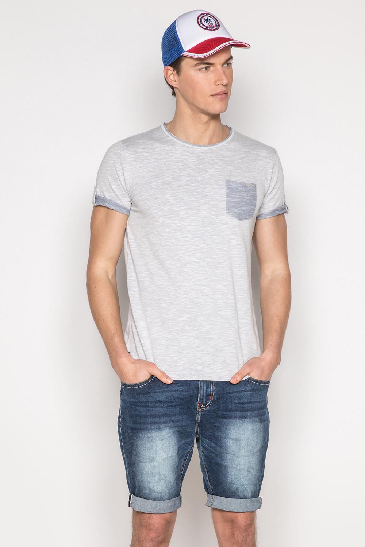 T-Shirt WYATT Homme S19194 (43621) - DEELUXE