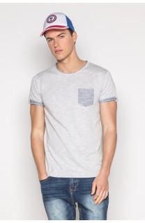 T-Shirt WYATT Homme S19194 (43623) - DEELUXE