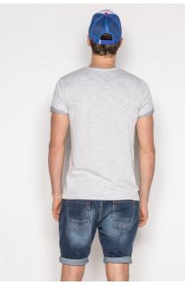 T-Shirt WYATT Homme S19194 (43624) - DEELUXE