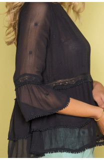 Blouse Blouse ACACIA Femme S19419W (43630) - DEELUXE