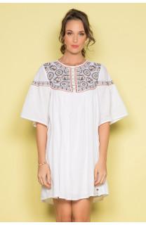 Robe Robe AKA Femme S19228W (43648) - DEELUXE