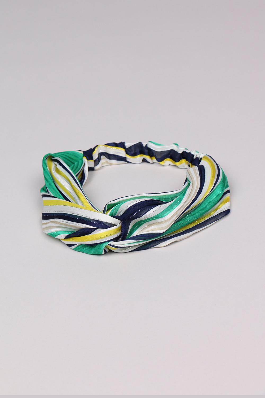 Bandeau ANISSA - Couleur - Green, Taille - TU