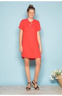 Robe FRAGOLA Femme S19215W (43826) - DEELUXE