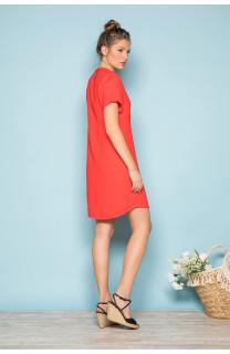 Robe FRAGOLA Femme S19215W (43827) - DEELUXE
