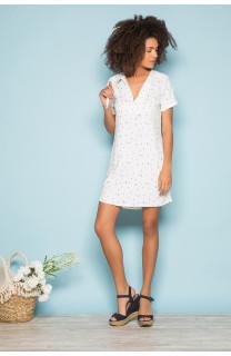 Robe FRAGOLA Femme S19215W (43832) - DEELUXE