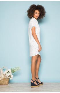 Robe FRAGOLA Femme S19215W (43833) - DEELUXE