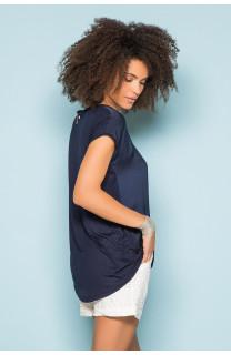 T-Shirt T-Shirt LEONI Femme S19103W (43878) - DEELUXE