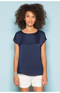 T-Shirt T-Shirt LEONI Femme S19103W (43880) - DEELUXE