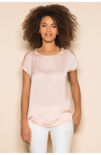 T-Shirt LEONI Femme S19103W (43885) - DEELUXE
