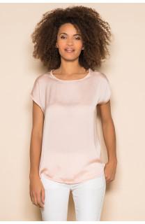 T-Shirt T-Shirt LEONI Femme S19103W (43885) - DEELUXE
