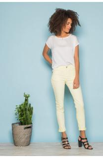 T-Shirt LEONI Femme S19103W (43888) - DEELUXE