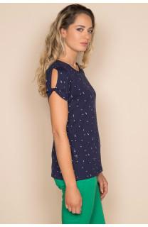 T-Shirt T-Shirt MISSOU Femme S19109W (43918) - DEELUXE