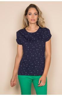 T-Shirt T-Shirt MISSOU Femme S19109W (43920) - DEELUXE