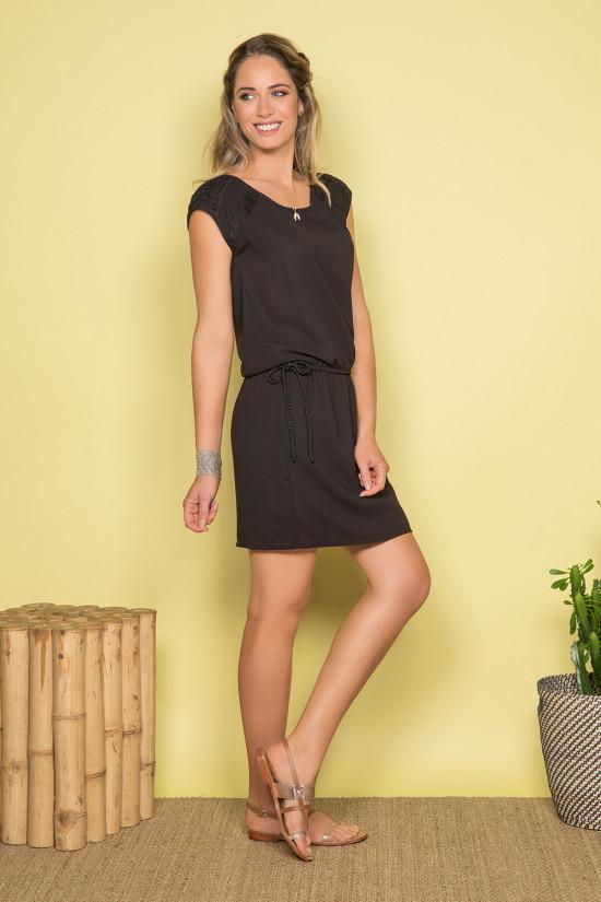 Robe NAELIA Femme S19221W (43935) - DEELUXE