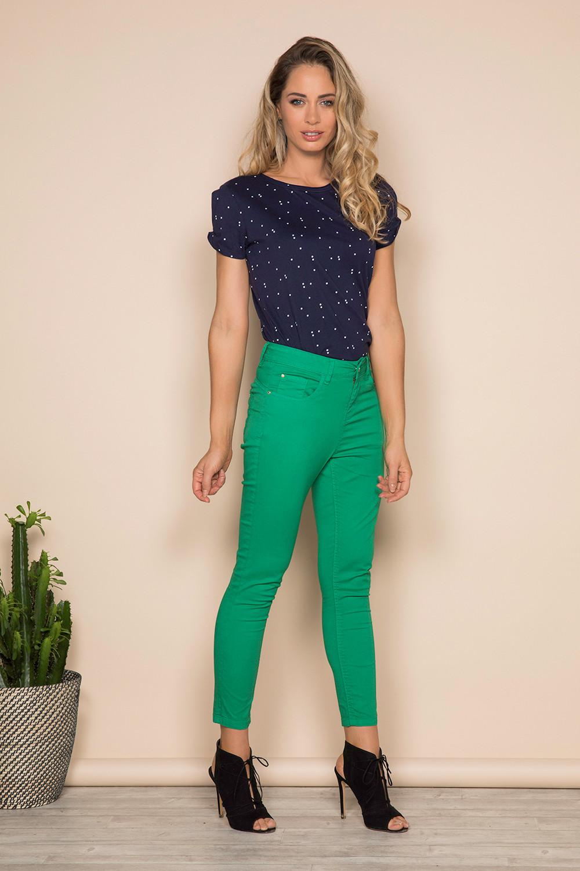 Pantalon Pantalon POLY Femme S19728W (43971) - DEELUXE