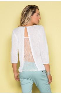T-Shirt T-Shirt SANTINI Femme S19114W (43992) - DEELUXE