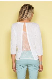 T-Shirt T-Shirt SANTINI Femme S19114W (43994) - DEELUXE