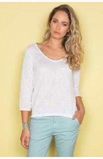 T-Shirt T-Shirt SANTINI Femme S19114W (43995) - DEELUXE