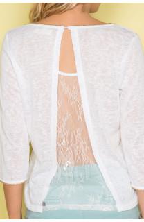 T-Shirt T-Shirt SANTINI Femme S19114W (43996) - DEELUXE