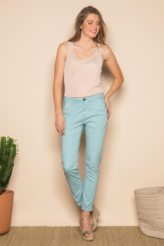 Pantalon SHINO Femme S19722W (44018) - DEELUXE