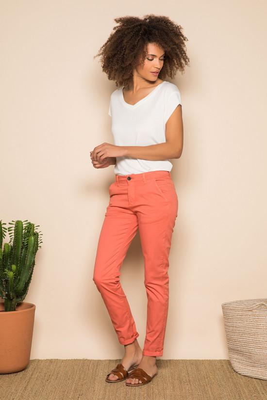Pantalon SHINO Femme S19722W (44024) - DEELUXE