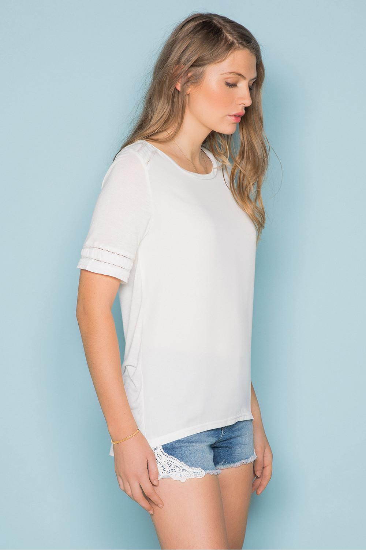 3aa94a3256103 accueil > femme>t-shirt & top>zita. Précédent. ZITA Femme Deeluxe ...