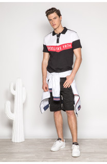 Polo POLO ALBAN Homme S19221 (44095) - DEELUXE