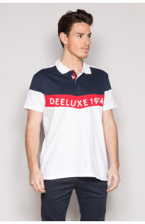 Polo POLO ALBAN Homme S19221 (44101) - DEELUXE