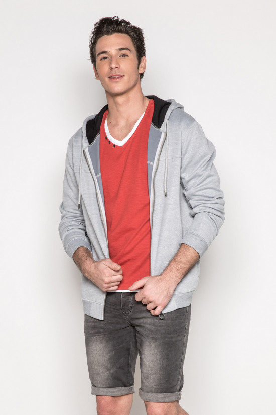 Sweat BASS Homme S19501 (44134) - DEELUXE