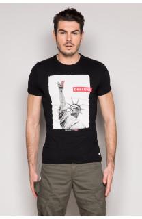 T-Shirt BERT Homme S191102 (44141) - DEELUXE