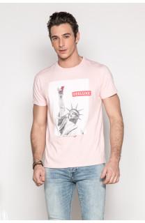 T-Shirt BERT Homme S191102 (44144) - DEELUXE