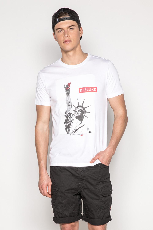 T-Shirt BERT Homme S191102 (44149) - DEELUXE