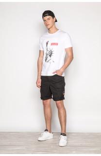 T-Shirt BERT Homme S191102 (44150) - DEELUXE