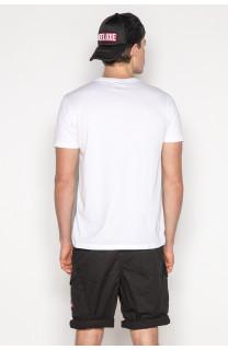 T-Shirt BERT Homme S191102 (44152) - DEELUXE