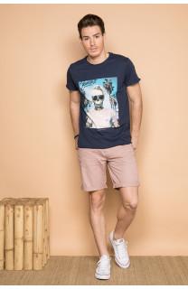 T-Shirt T-SHIRT BIEMER Homme S191101 (44160) - DEELUXE