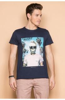 T-Shirt T-SHIRT BIEMER Homme S191101 (44161) - DEELUXE