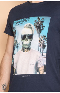 T-Shirt T-SHIRT BIEMER Homme S191101 (44163) - DEELUXE