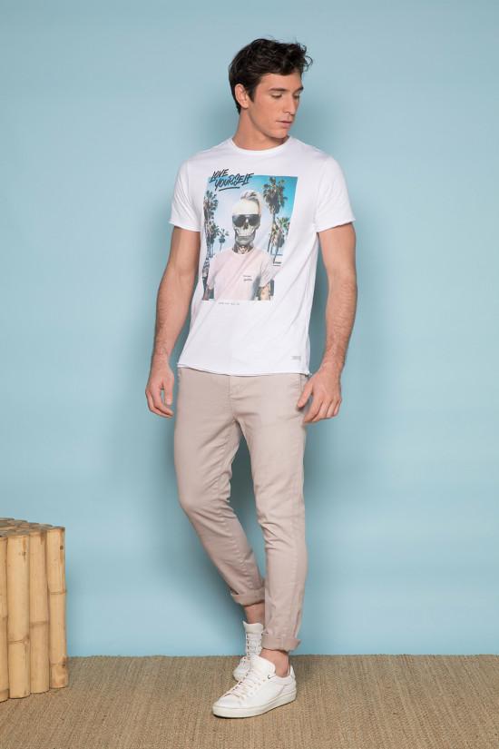 T-shirt BIEMER Homme Deeluxe