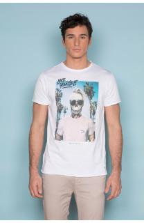 T-Shirt T-SHIRT BIEMER Homme S191101 (44166) - DEELUXE