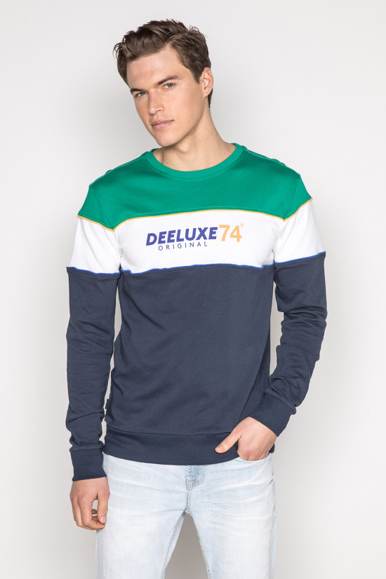 Sweat DRIBBLE Homme S19517 (44271) - DEELUXE