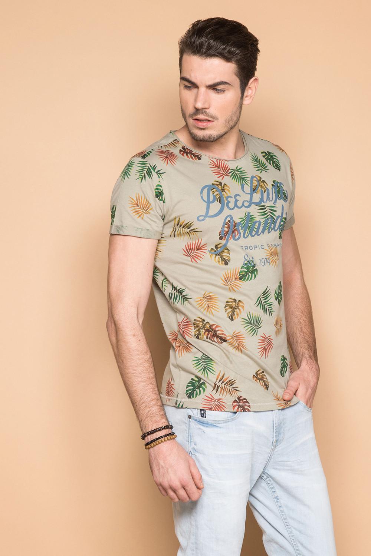 T-Shirt T-SHIRT FRESH Homme S19156 (44329) - DEELUXE