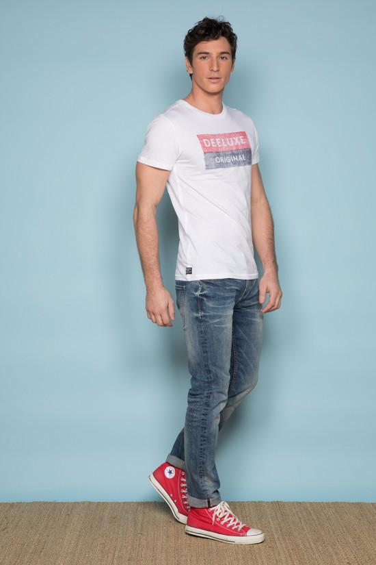 T-shirt JARVIS Homme Deeluxe