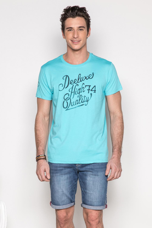 T-Shirt T-SHIRT KELVIN Homme S19173 (44410) - DEELUXE